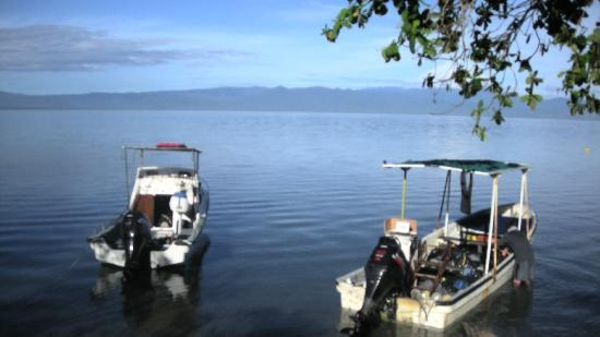 Kabaira Dive & Tours Rabaul : Off diving
