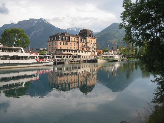 Hotel Du Lac: hotel