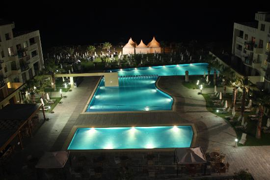Capital Coast Resort & Spa: romantic view