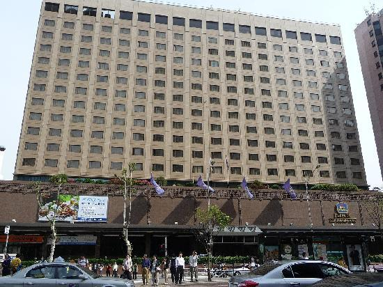 Best Western Premier Seoul Garden Hotel: ホテル外観