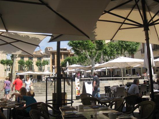 Restaurant il Giardino: Market Square