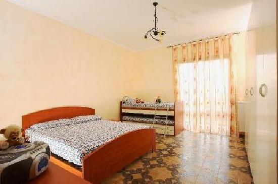Palestrina-Valmontone B&B : Family room