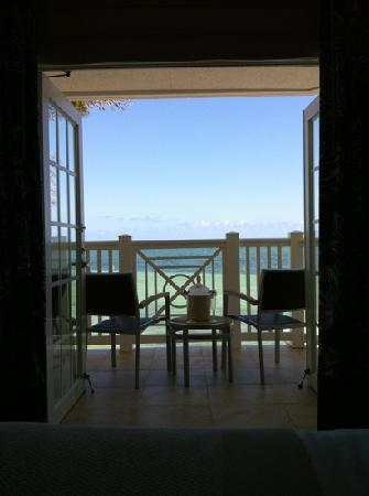 Southernmost Beach Resort: The View from the King Oceanview
