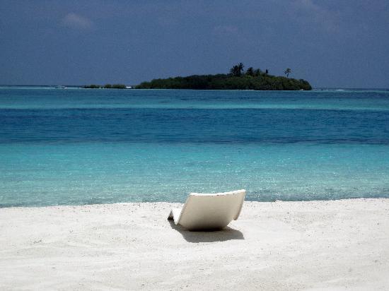 Cinnamon Dhonveli Maldives : Vista laguna