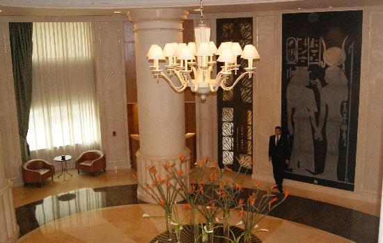 Kempinski Nile Hotel Cairo: lobby 2