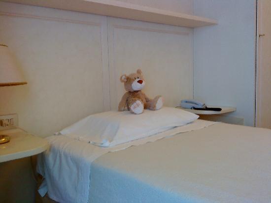 Hotel Europa Terme: Camera da letto 1