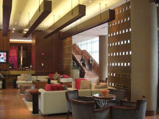 JW Marriott Hotel Bogota: Lobby bar