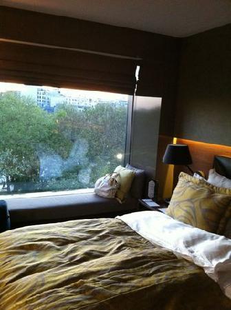 هوتل جيزي بوسفوراس - بوتيك كلاس: Room view