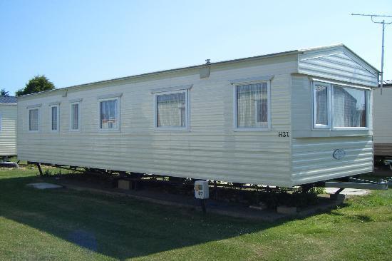 Heacham, UK: Caravan