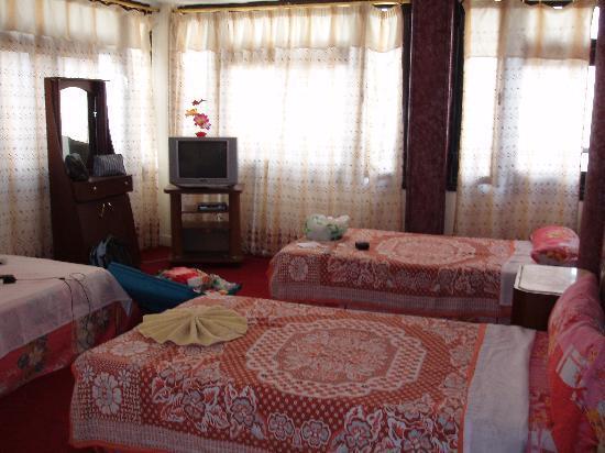 فندق قمر القاهرة: my room