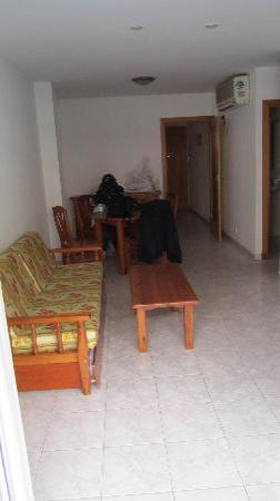 Zahara Rentalmar: Living room in apartment 314