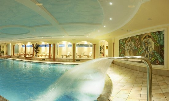 Grand Hotel Liberty: Inside pool
