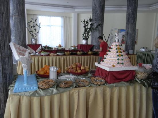 Sun Maris Beach Hotel: breakfast