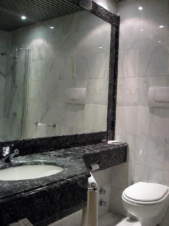 Sesto San Giovanni, Italy: バスルーム