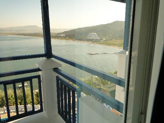 Ephesus Princess: View from room balcony
