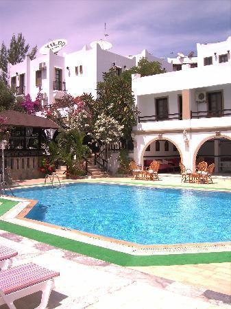 Yildiz Hotel: pool