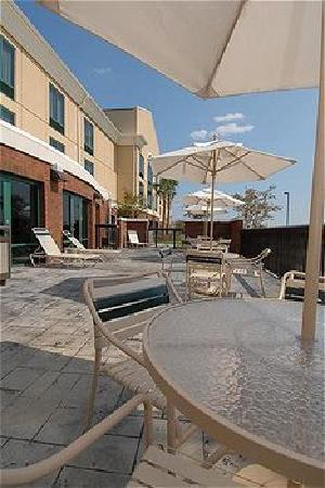 Holiday Inn Express & Suites Florence I-95 & I-20 Civic Ctr: Pool Patio