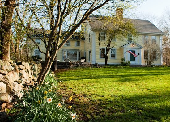 Stonecroft Country Inn: The 1807 House