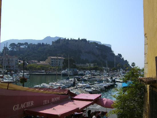 Cassis, Fransa: Hafen vor den Calanques