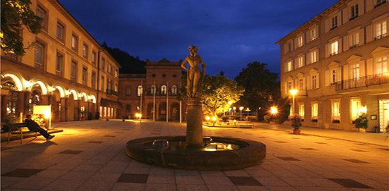 Bad Wildbad, Alemania: Mokni's Palais Hotels & Spa