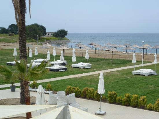 Milas, Turkey: view around leisure area