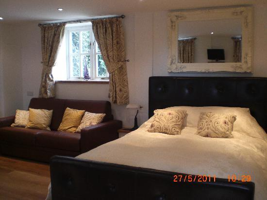 Hanger Down House Bed and Breakfast: Coach room