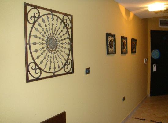 Casa del Mare-Amfora: the hall of room