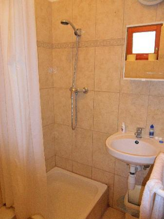 Central Green Hotel : Clean bathroom/shower