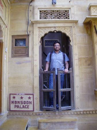 Hotel Monsoon Palace : Hotel entrance