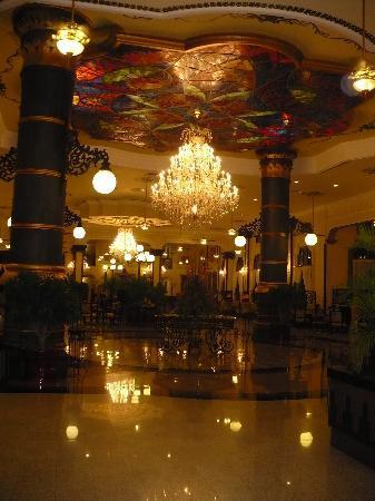 Hotel Riu Palace Punta Cana : Suntuosidad del Lobby