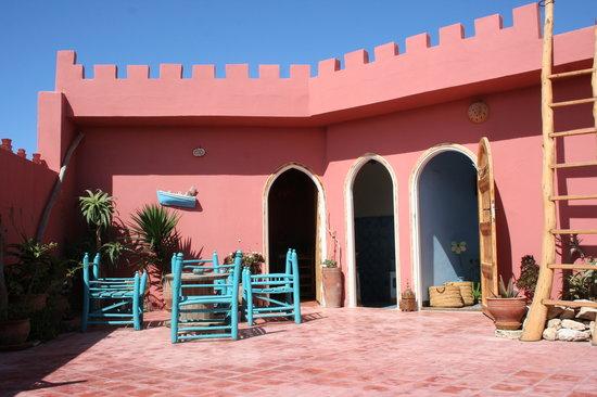 Casa Guapa de Tamuziga: terrace