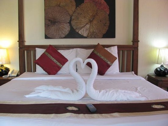Mayaburi Boutique Resort: Deluxe Room