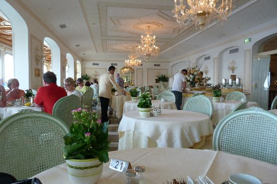Grand Hotel Ambasciatori: dining room