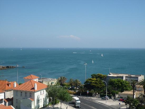 SANA Estoril Hotel: View from 504