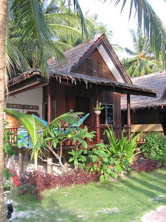 Longtail Beach Resort: Bungalow no. 1