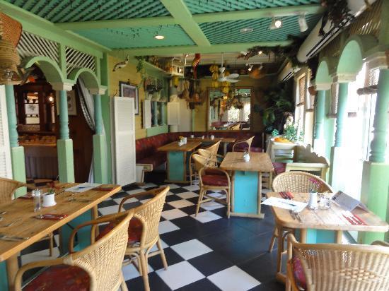 Hotel Stralsund: Dining area