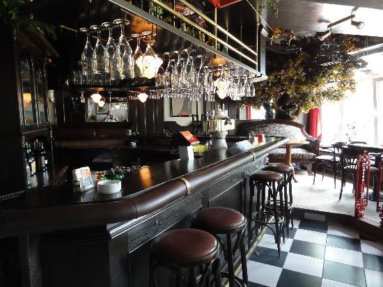 Hotel Stralsund: Bar