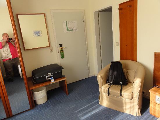 Hotel Stralsund: Bedroom