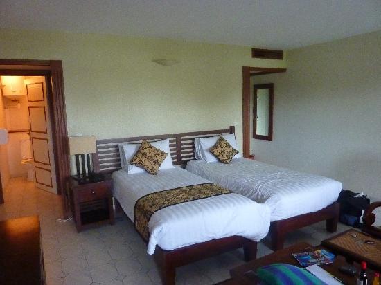 Residence La Plantation & Spa: chambre standard
