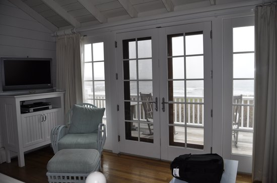 Castle Hill Inn: inside  Superior Beach Cottage