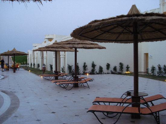 Hotel Coral Sun Beach Resort : spiaggia