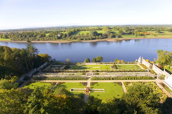 Lough Rynn Castle Estate & Gardens: Victorian Walled Gardens