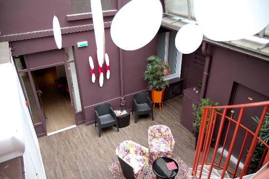 Hotel Tivoli Etoile : Hotel Lobby