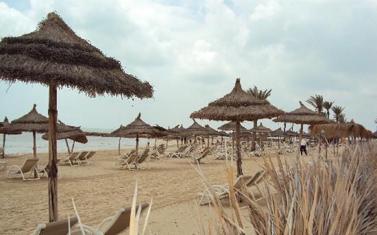 Seabel Aladin Djerba : plage privée