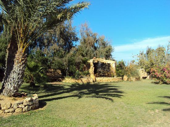 Seabel Aladin Djerba : fontaine