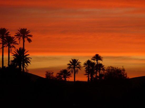 La Vallée des Dunes: Lever de soleil sur l'Erg Chebbi