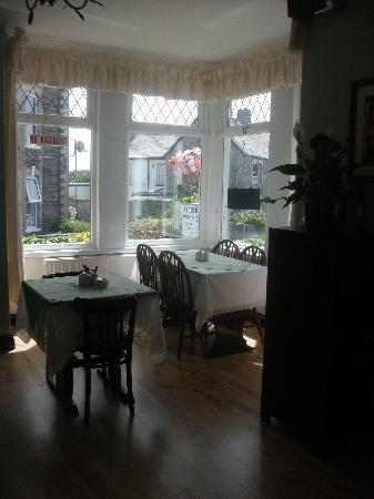 Alderberry Lodge: Dining Room