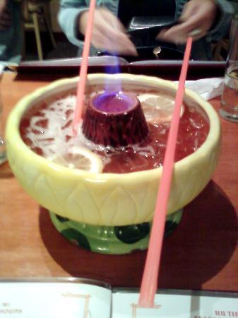 Pho 88: scorpion bowl for 2