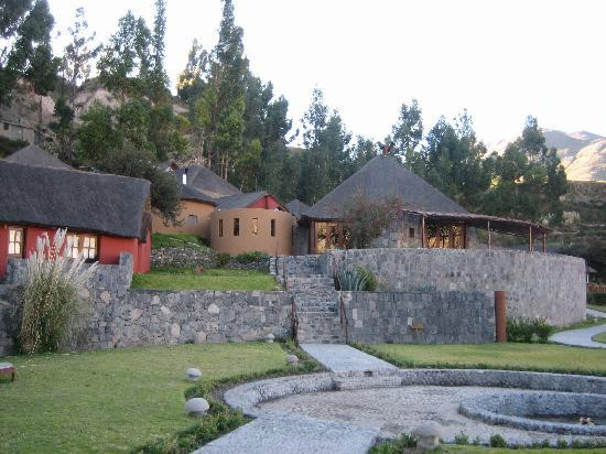 Colca Lodge Spa & Hot Springs - Hotel: hotel