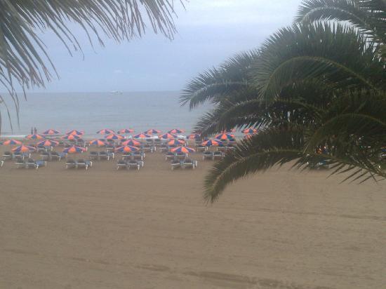 Teguise Market: the beach